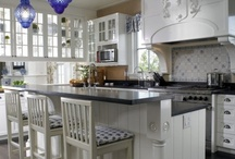 Kitchen  / Kitchen spaces and ideas~ / by Janet Hall