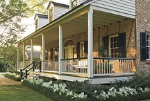 Porch / Love a porch~ / by Janet Hall