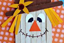 Fall-Scarecrows