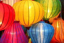 Flashing colors / by Lovina Shenoy