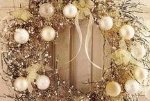 Holly, Ivy, Sugar Plum Faeries / by Elizabeth Jackson
