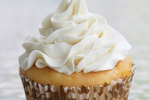 *Frosting* /  Frosting recipes, enjoy! / by Janet Hall