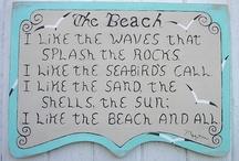Beaches and Oceans / by Paula Cummings