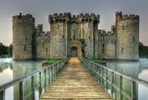 Castles / by Paula Cummings