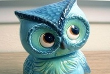 Callie loves owls / by Frances Galvez