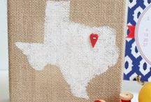 Texas / Texas travel and fun Texas goods