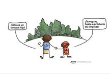 Humor educativo / ¡Un poco de humor para alegrarnos el día! :D