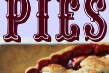 pies / by Dawn Strawn