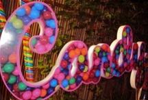 Candy Land / by Frances Galvez
