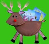 Winter-Christmas-Reindeer