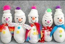Winter-Snowmen