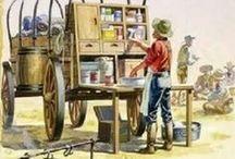 Western Art / by Carol Alf-Rogers