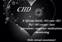 CHD - A 'Broken' Heart / All things related to Congenital Heart Defects