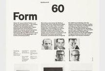 Design | Bauehn+Wohnen & Form magazine / by CD | CD