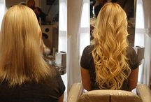 Hair Extensions Boston / Hair Extensions pictures and hair tips from my salon in Boston Massachusetts.