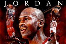 """MJ / Michael """" God """" Jordan / by Real 侍 Samurai"""