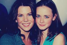 Gilmore Girl Obsessed / This is a beautiful story about an incredible relationship with a mother and her daughter. This was the kind of relationship that all 2000s teens longed to have with their moms. This show taught me so much about life and love and relationships and friendships. I fell in love with it the first time it was on, and even more the second time thanks to Netflix. This will no doubt always be one of my favorites.  / by Shelby Campbell