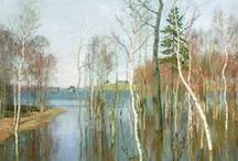 Art. Russia, 19th - 20th Centuries / My     Russian     Museum    :)