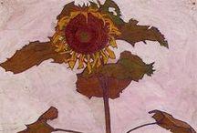 Art. Austria, 19th - 20th Centuries  (Egon Schiele, Gustav Klimt,