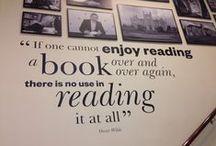 "Bookaholics Anonymous / ""A good book has no ending."" ~R.D. Cumming"
