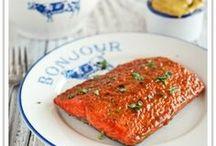 Seafood and Shellfish Recipes