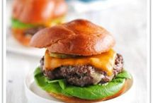 Burger and Sandwich Recipes