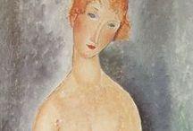 Art.  Amedeo Modigliani