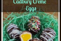 Hip Hop Easter Chocolate Recipes / One-Up the Easter Bunny with these yummy chocolate ideas!  Great Easter chocolate decorating ideas, How-to's & Easter chocolate recipes.