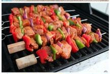 Grilling - Food - Recipes / Delicious grilled food.