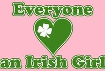 Irish Eyes Are Smiling / by Miranda Brannon