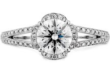 Hearts on Fire / Hearts On Fire is The World's Most Perfectly Cut Diamond® – a luxury diamond jewelry brand recognized around the world. These diamonds are featured in beautiful engagement rings and jewelry pieces.