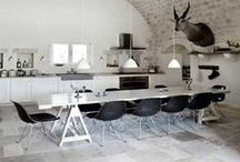 DINING / Eating Spaces