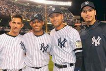 Yankees / by Lou Cesario