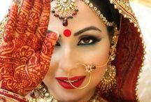 My Big Fat Desi Wedding. / Beat the dhols! Pop the champagne! We got us a big fat indian wedding! / by Amrita