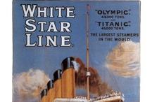 Titanic / by Miranda Brannon