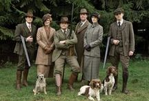 Downton Abbey / Loving all things about the PBS Series, Downton Abbey.