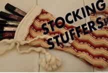 | Stocking Stuffers 2012 | / Stocking Stuffer Ideas blog post Xmas 2012. / by Shopping, Saving & Sequins