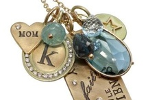 Heather B Moore Jewelry / Personalized Jewelry never goes out of style. Heather B Moore features pieces that are timeless and customized.