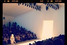 | NYFW FALL 2013 | / My NYFW adventures. / by Shopping, Saving & Sequins