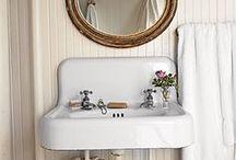 Bathroom Glory / Need Bathroom Inspiration?  / by Jennifer Coomer