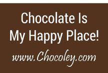 I Heart Chocoley / I Love Chocoley Chocolate
