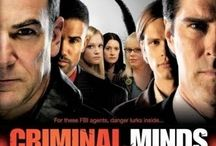 Criminal Minds / Home of all unsubs / by Lou Cesario