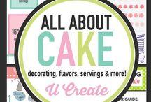 Baking Basics / Quick tips & tricks for baking & decorating baked treats.