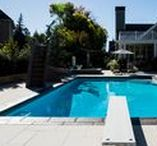Make A Splash - Pool & Patio / See our granite, marble, and tile pool & patio designs and installations + some projects we find inspiring!