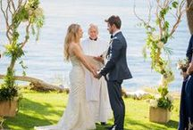 AW - Mallory + Bryan / Mid-summer nights dream with an edge in Big Sur