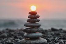 CAIRNS   STONE   ROCK / cairns + painted rocks   #cantstopwontstop stacking stones