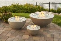 Modern Backyard Ideas / New, modern, creative looks for your backyard and patio.
