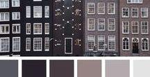 PALETTES / color scheme inspo