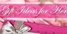 Gift Ideas For Her / Shoes are the perfect gift for any occasion. This board is dedicated to gift ideas for the different types of females in your life! Including, socks,  clothing, accessories, and or course shoes!