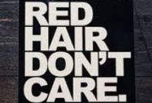 Stuff We Make / We love all things red hair! Gingers! Redheads! We collect them all!